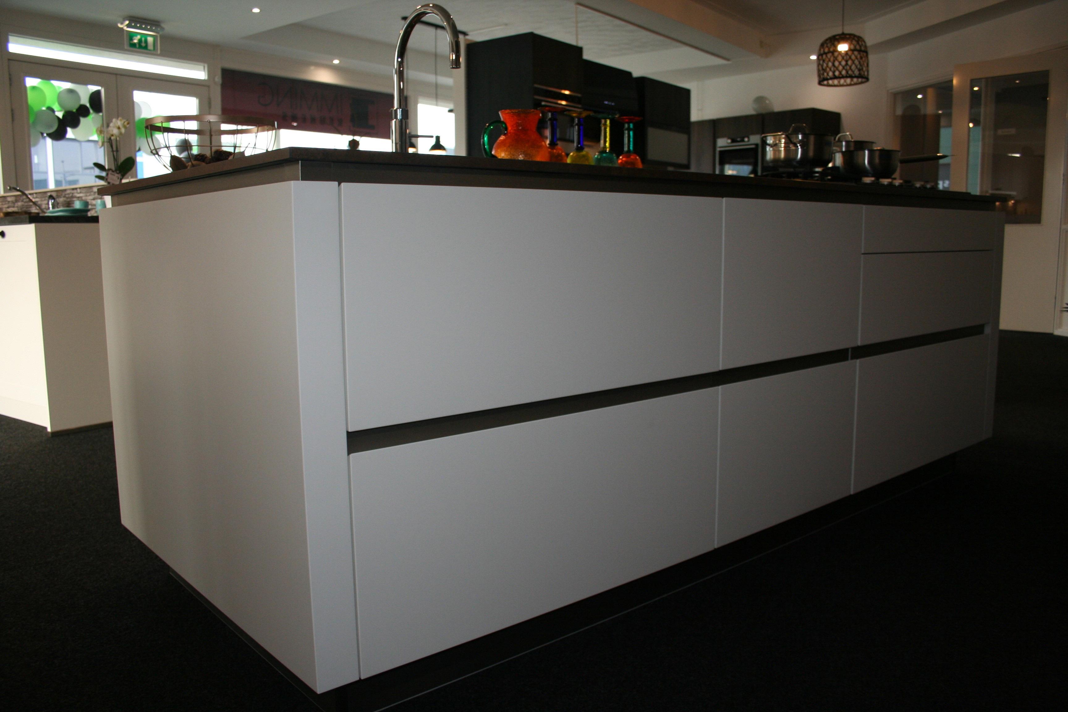 Showroom imming keukens